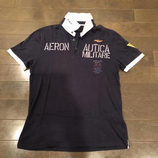 アエロナウティカミリターレ(AERONAUTICA MILITARE)のアエロナウティカミリターレ ポロシャツ(ポロシャツ)