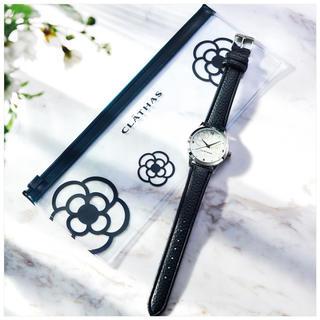 クレイサス(CLATHAS)のsteady 付録(腕時計)