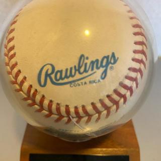 ローリングス(Rawlings)のヤンキース【ヨギ・ベラ選手】サインボール(記念品/関連グッズ)