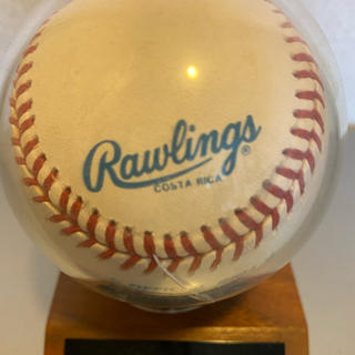 Rawlings - ヤンキース【ヨギ・ベラ選手】サインボール