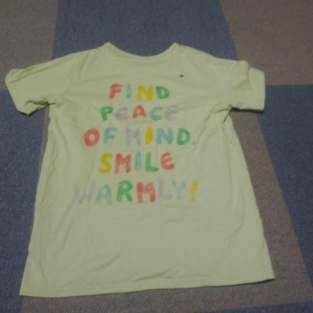 rough(ラフ)のroughTシャツ♪ レディースのトップス(Tシャツ(半袖/袖なし))の商品写真