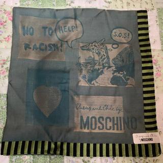 モスキーノ(MOSCHINO)のモスキーノハンカチ(ハンカチ)
