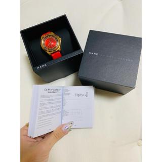 マークバイマークジェイコブス(MARC BY MARC JACOBS)のMARCBY MARCJACOBS腕時計(腕時計)