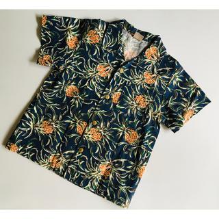 プティマイン(petit main)のpetitmain 子供シャツ110サイズ(Tシャツ/カットソー)
