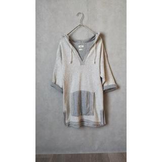 シー(SEA)のyoko様専用  SEA シー☆スウェット プルオーバーパーカー(Tシャツ(長袖/七分))