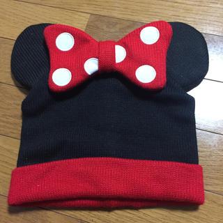 ディズニー(Disney)の匿名TDLニット帽 (ニット帽/ビーニー)