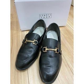 ローリーズファーム(LOWRYS FARM)のLOWRYSFARM ビットローファー(ローファー/革靴)