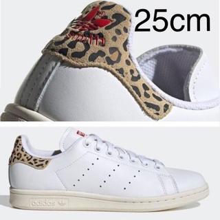 アディダス(adidas)の新品!大人気!アディダススタンスミス♡レオパード(スニーカー)