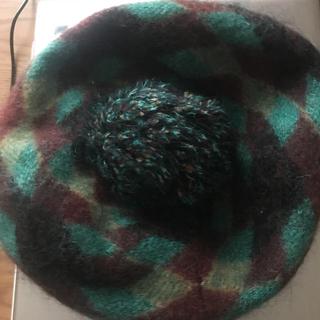 ヴィヴィアンウエストウッド(Vivienne Westwood)の新品未使用 Vivienne Westwood ベレー帽(ハンチング/ベレー帽)