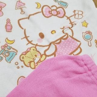 ハローキティ(ハローキティ)の【90】キティちゃん 夏用パジャマ(パジャマ)