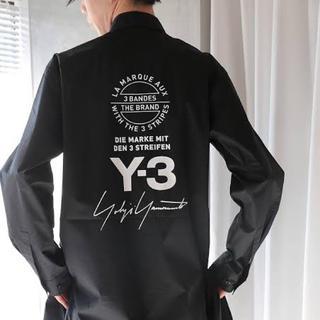 ワイスリー(Y-3)のY-3 ロングシャツ(シャツ)