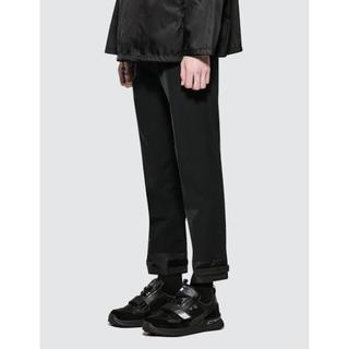 プラダ(PRADA)のPrada Velcro Contrast Cuff Pants 18ss(スラックス)