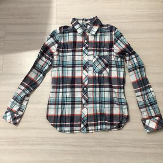 ベイフロー(BAYFLOW)のチェックシャツ(シャツ/ブラウス(長袖/七分))