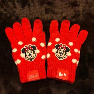 ディズニー(Disney)の手袋 ミニーちゃん ミニーマウス(手袋)