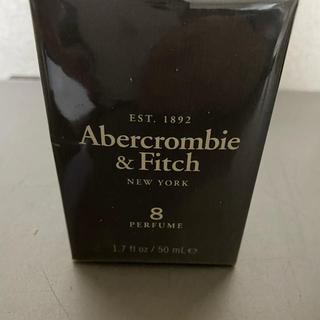 アバクロンビーアンドフィッチ(Abercrombie&Fitch)のアバクロ パフューム  8 (レディース用) 未使用新品(香水(女性用))