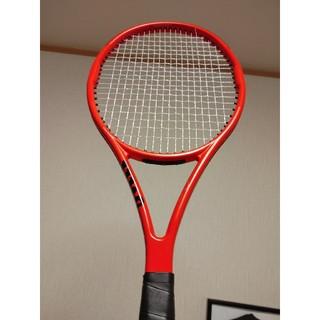 ウィルソン(wilson)のテニスラケット 中古品 (説明をよくお読みください) wilson 硬式(ラケット)