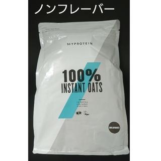 マイプロテイン(MYPROTEIN)のインスタントオーツ1kg(米/穀物)