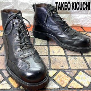 タケオキクチ(TAKEO KIKUCHI)のTAKEO KIKUCHI タケオキクチ ブーツ チャッカブーツ(ブーツ)