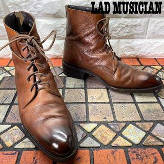 ラッドミュージシャン(LAD MUSICIAN)のLAD MUSICIAN ラッドミュージシャン ブーツ 革靴(ブーツ)