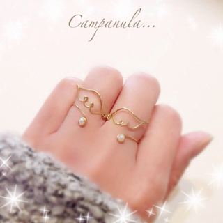 Double angel ring(リング)