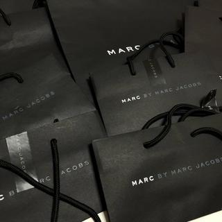 マークバイマークジェイコブス(MARC BY MARC JACOBS)のmarc by marc jacobs ショップ袋 9点セット(ショップ袋)