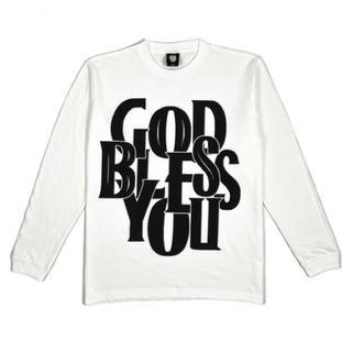 シュプリーム(Supreme)のGOD BLESS YOU L/S TEE / XL EXAMPLE (Tシャツ/カットソー(七分/長袖))