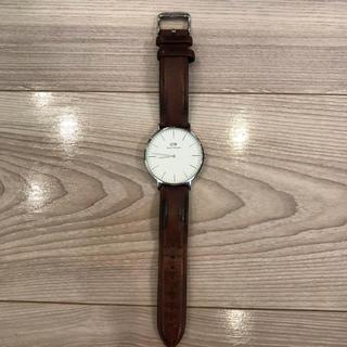ダニエルウェリントン(Daniel Wellington)のダニエルウェリントン メンズ ウォッチ 腕時計(腕時計(アナログ))