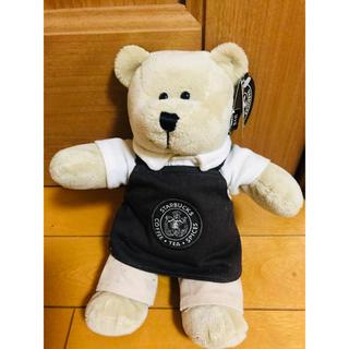 スターバックスコーヒー(Starbucks Coffee)のスタバ ベアリスタ(ぬいぐるみ)