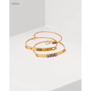 ディオール(Dior)のDIOR ブレスレット  3点(ブレスレット/バングル)