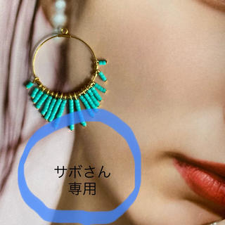 サボさん専用 Green&orange(アクセサリー)