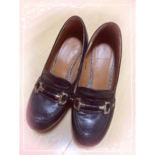 アシナガオジサン(あしながおじさん)のあしながおじさん ローファー 22.5cm(ローファー/革靴)