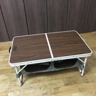 ドッペルギャンガー(DOPPELGANGER)のグッドラックテーブル dod(テーブル/チェア)