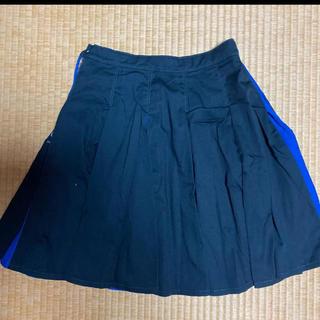 ゴートゥーハリウッド(GO TO HOLLYWOOD)のゴートゥハリウッド フレアスカート サイズ02(160)(ひざ丈スカート)