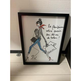 フランフラン(Francfranc)のフランフランの壁掛けアート(アート/写真)