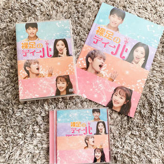 裸足のディーバ セット JBJ95 DVD CD 韓流ドラマ ネット ドラマ(K-POP/アジア)