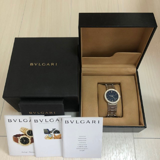 BVLGARI - BVLGARI時計 ブルガリ ブルガリBB33SS