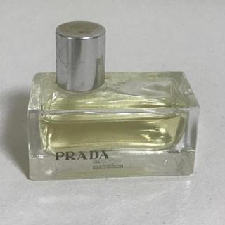 プラダ(PRADA)のPRADA  オーデ パルファム 香水 7ml(ボディローション/ミルク)