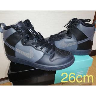 ナイキ(NIKE)のナイキ Nike SB DUNK HIGH PRO PRM QS 26cm(スニーカー)