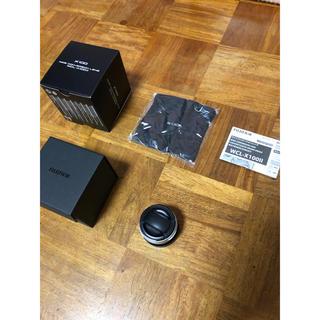 フジフイルム(富士フイルム)のFUJIFILM WCL-X100 Ⅱ SILVER 未使用(レンズ(単焦点))