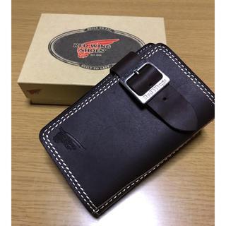 レッドウィング(REDWING)のレッドウイングの財布(折り財布)