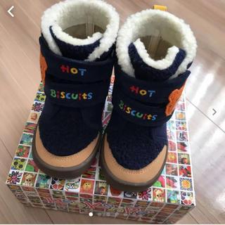 ミキハウス(mikihouse)のミキハウス ブーツ((専用))(ブーツ)