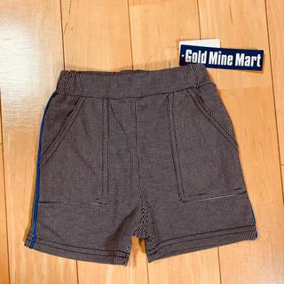 シマムラ(しまむら)のハーフパンツ 男の子 80センチ 新品 タグ付き(パンツ)