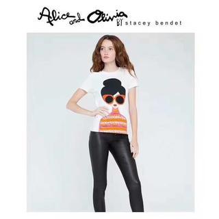 アリスアンドオリビア(Alice+Olivia)の❤️ ★Alice oliveTシャツ新品(Tシャツ/カットソー)