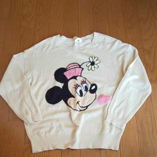 ディズニー(Disney)のミニー セーター ニット(ニット/セーター)