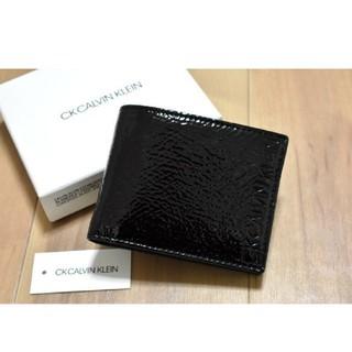 カルバンクライン(Calvin Klein)のCK CALVIN KLEIN 本革 2つ折り財布 カルバンクライン ウォレット(折り財布)
