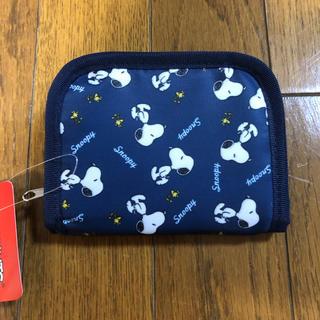 スヌーピー(SNOOPY)のお買い得値下げ 新品 スヌーピー   二つ折り財布(財布)