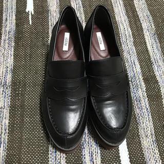 リゾイ(REZOY)のREZOY 厚底ローファー(ローファー/革靴)