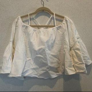 ジェイダ(GYDA)のGYDA トップス(シャツ/ブラウス(半袖/袖なし))