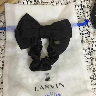 ランバンオンブルー(LANVIN en Bleu)のろっこ様専用(ヘアゴム/シュシュ)