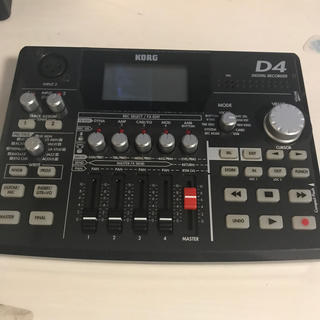 コルグ(KORG)のKORG D4 digital recorder MTR(MTR)